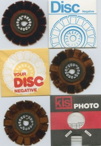 disc negatives scan