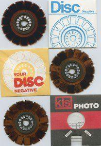 disc negatives scan