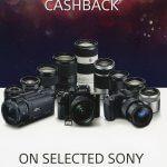 Sony Cashback Promo